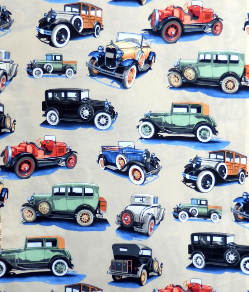 Vintage Cars Hawaiian Shirts Moon Dog Shirt Co